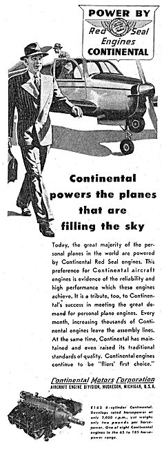 Continental Aero Engines