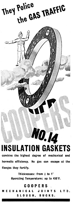 Coopers Mechanical Joints - Insulation Gaskets