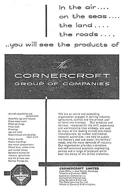 Cornercroft Sheet Metal Work & Fabrications