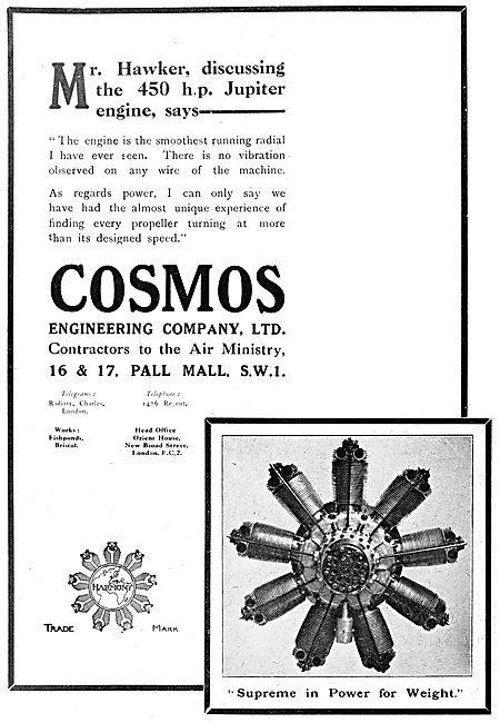 Cosmos Jupiter
