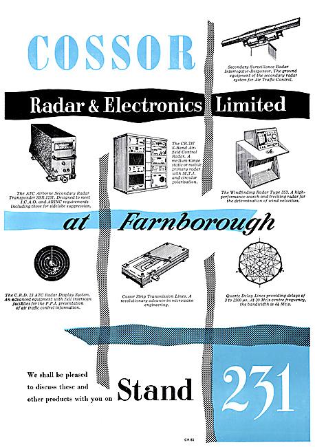 Cossor Avionics, Radar & Electronics