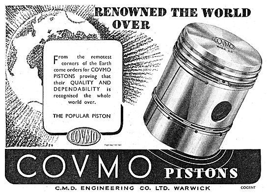 Covmo Aero Engine Pistons