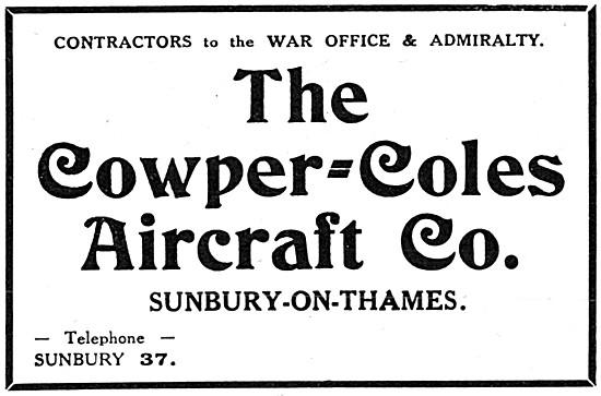 Cowper-Coles Aircraft