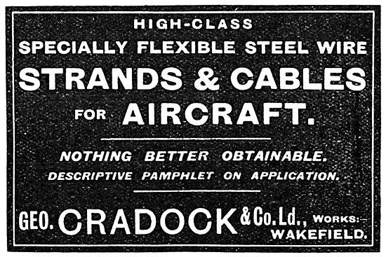 George Cradock. Steel Strands & Cables