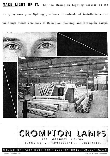 Crompton Parkinson Industrial Lighting
