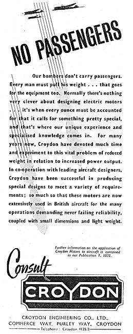 Croydon Engineering Electrical Components