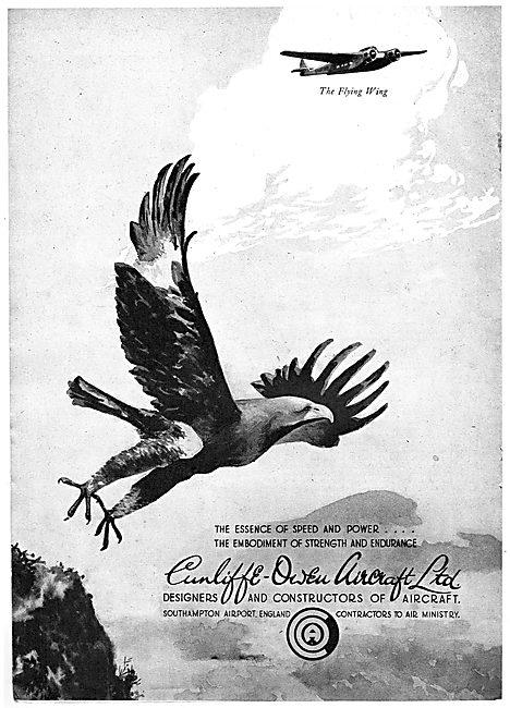 Cunliffe Owen Flying Wing