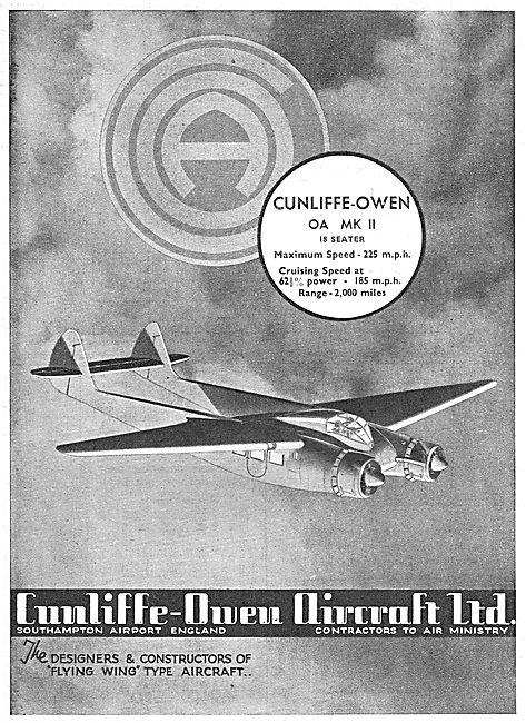 Cunliffe Owen OA MK II