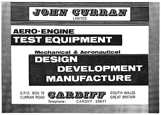 John Curran - Aeronautical & Mechanical Design & Development