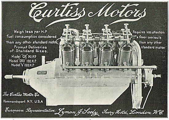 Curtiss Aeroplane Motors