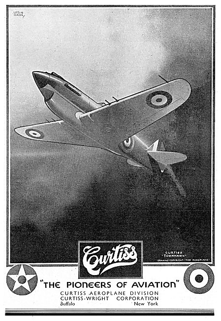Curtiss-Wright Tomahawk