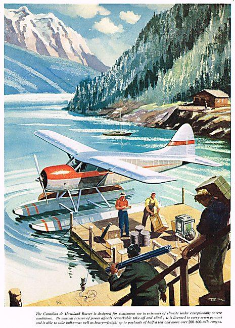 De Havilland Canada DHC Beaver