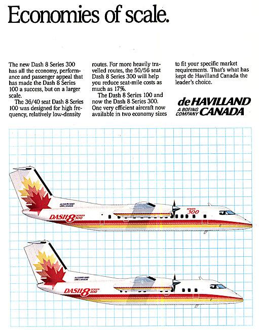 De Havilland Canada DHC Dash 8 300