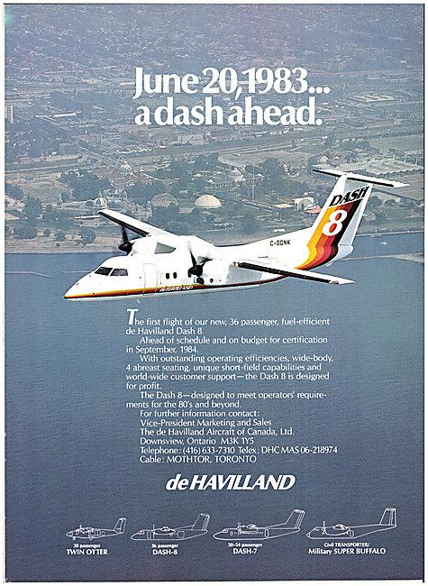 De Havilland Canada DHC Dash 8