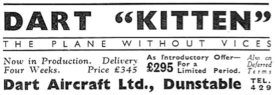 Dart Kitten