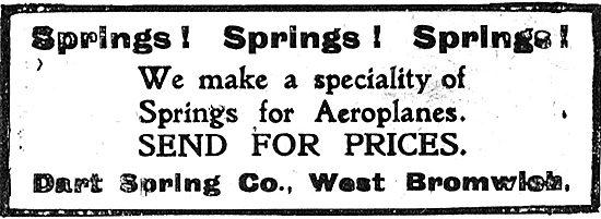 Dart Spring Co. West Bromwich