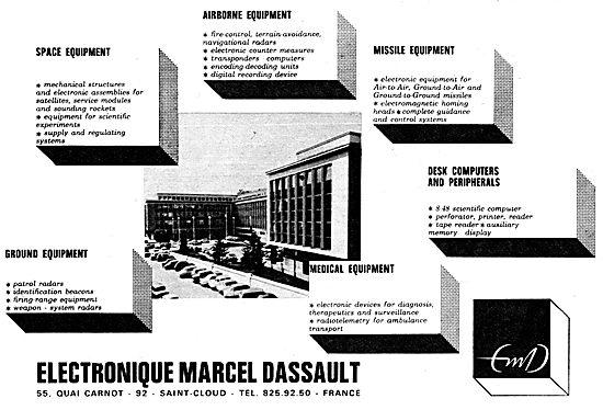 Dassault Aeropsace 1967