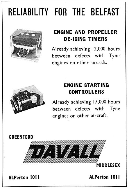 Davall Engine Starting Controllers