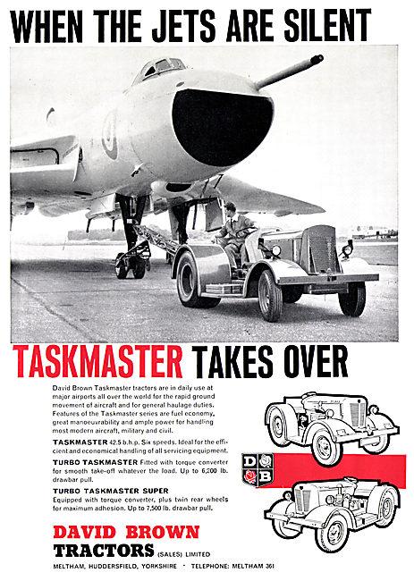 David Brown TASKMASTER Tractors