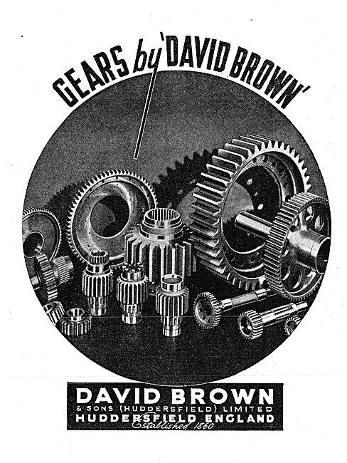 David Brown Gears
