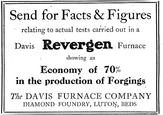 The Davis Furnace Company: Revergen Furnaces