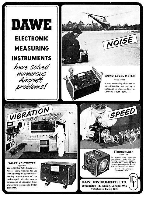 Dawe Instruments. Electronic Measuring Instruments