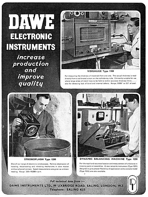 Dawe Electronic Instruments & Test Equipment