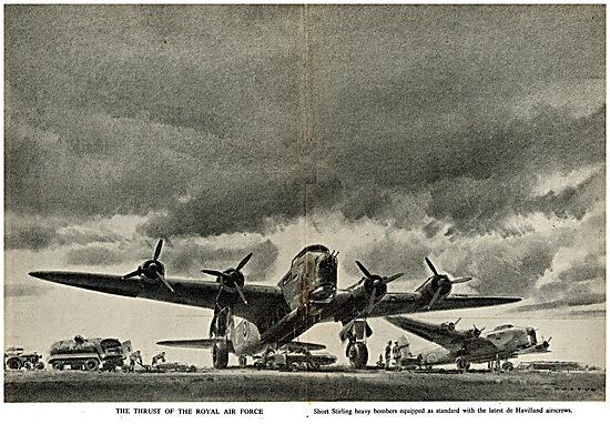 De Havilland Propellers - Short Stirling