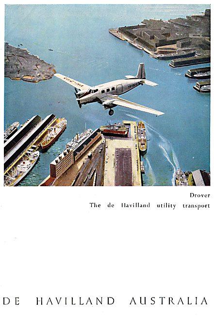 De Havilland Australia - Drover