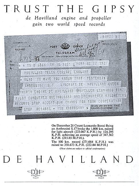 De Havilland - Ambrosini