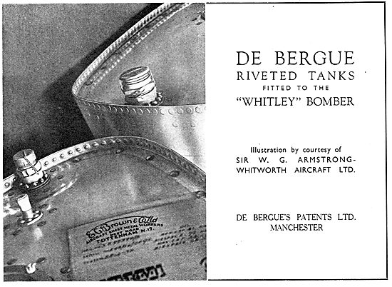 De Bergue's Patents - Riveting Process