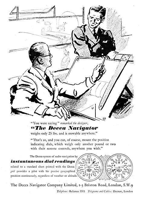 Decca Navigator 1945