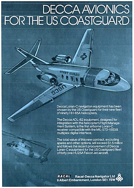 RACAL-Decca Airborne LORAN-C Digital Interface