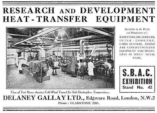 Delaney Gallay Heat-Transfer Equipment 1949