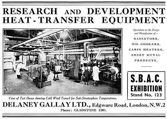 Delaney Gallay Heat Transfer Equipment
