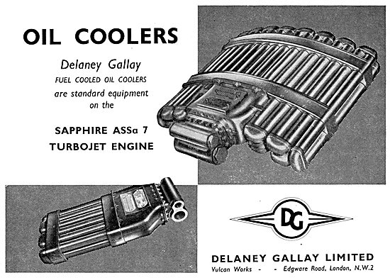 Delaney Gallay Oil Coolers