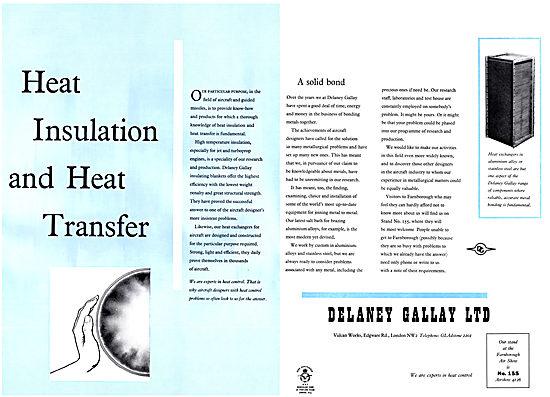 Delaney Gallay Heat Exchange & Heat Insulation Equipment