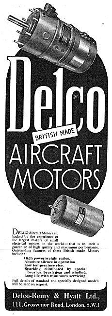 Delco-Remy Electric Motors