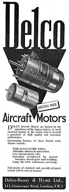 Delco-Remy Electric Motors