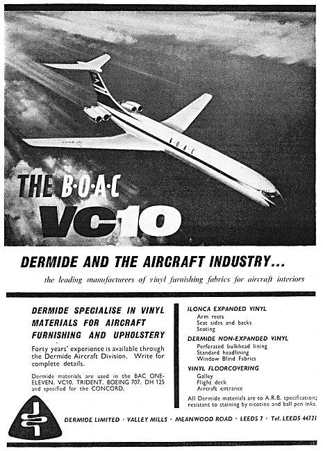 Dermide Ltd. - Vinyl Upholstery Materials