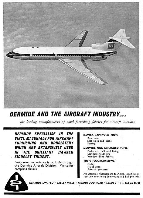Dermide  Vinyl Upholstery Materials