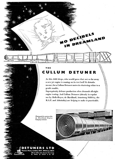 Cullum Detuners