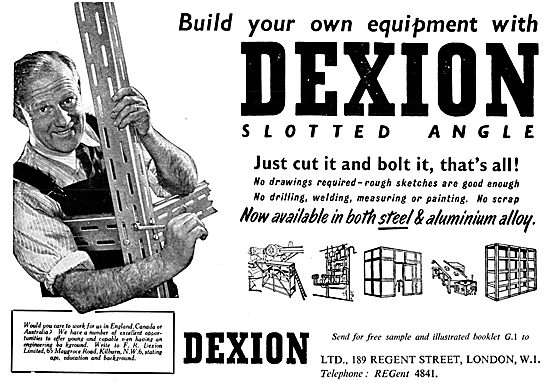 Dexion Racking, Access & Storage System
