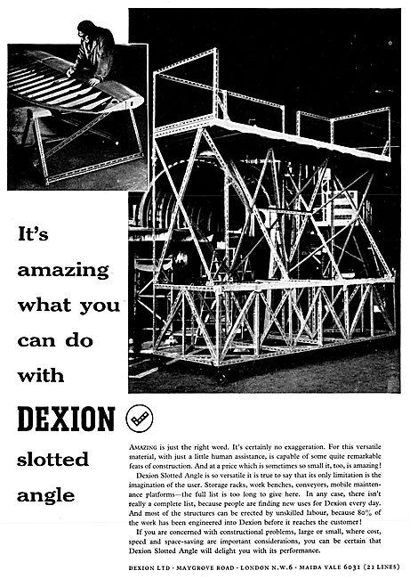 Dexion Storage Racking System