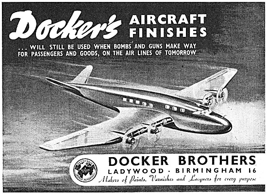 Dockers Aircraft Finishes