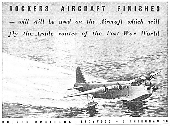 Dockers Aircraft Paints & Finishes