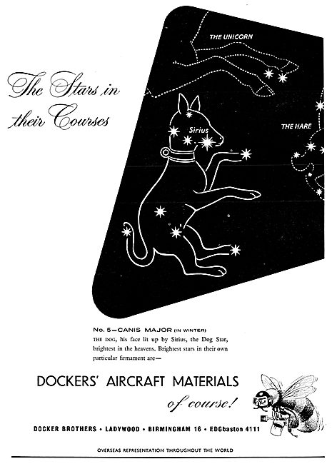 Docker's Aircraft Paints & Finishes