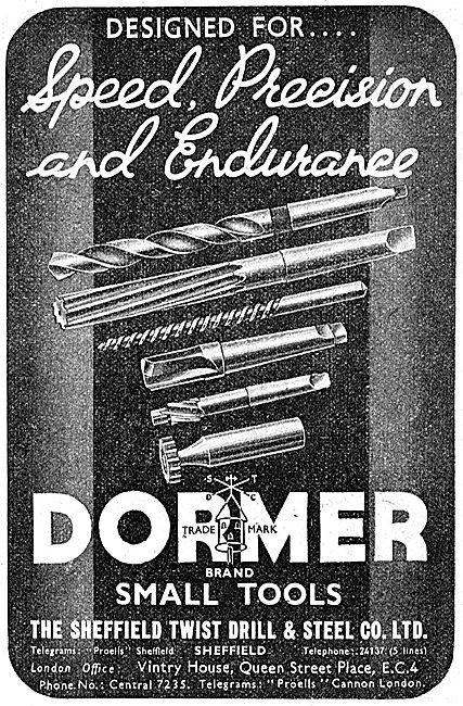 Dormer Drills & Reamers
