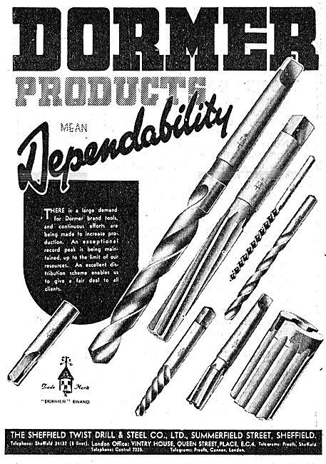 Dormer Tools