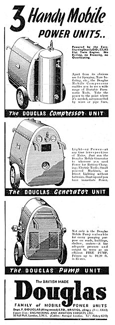 Douglas Mobile Power Units
